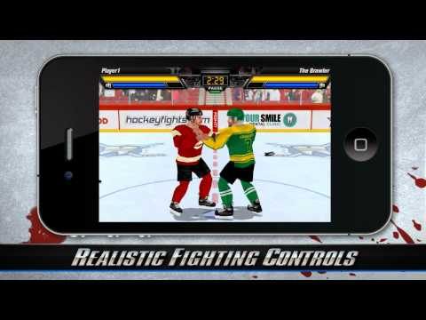 Video of Hockey Fight Lite
