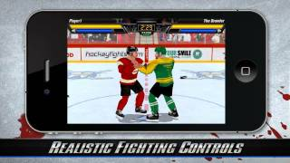 Hockey Fight Pro YouTube video