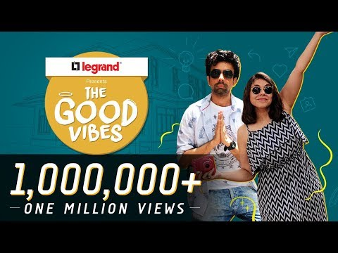 Naveen Kasturia and Maanvi Gagroo are back to woo millennials with The Good Vibes