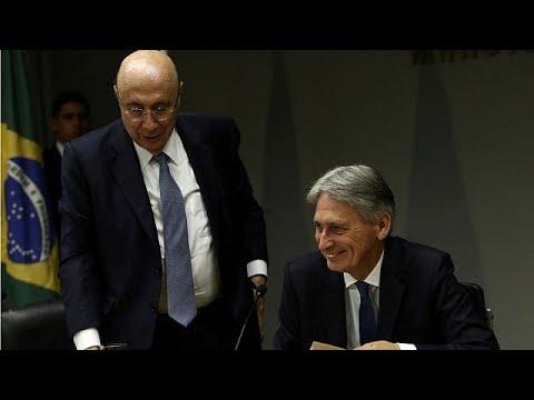 Ενισχύουν τους δεσμούς τους Βρετανία και Βραζιλία – economy