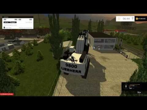 Liebherr 9800 v0.1 beta