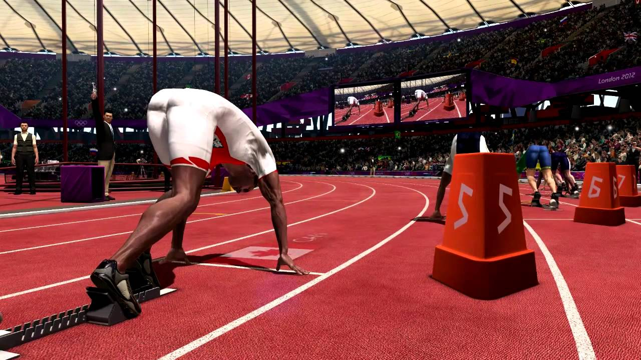 Let's Look At – London 2012: The Official Video Game of the Olympic Games [PC/Xbox 360/PS3]