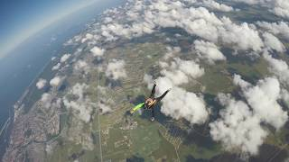 Skydive Latvija Lietuva 2017.07.16. with www.skyfly.lv