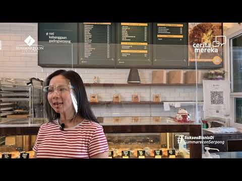 CERITA MEREKA Versi Roti Kebanggaan Gading Serpong di Ruko Beryl Summarecon Serpong