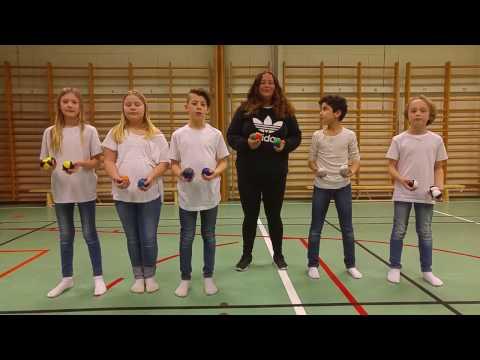Idrott och hälsa - Lär dig att jonglera!