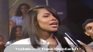 "Aaliyah - ""If Your Girl Only Knew"" Live (1996) - YouTube"