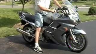 7. 2004 Yamaha FJR 1300 Burnout