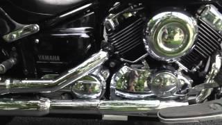 9. 2002 Yamaha V-Star 650 Classic
