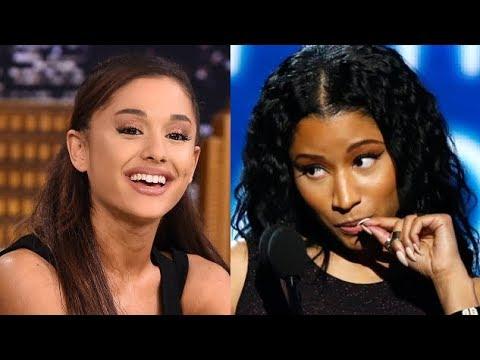 Celebrities imitate Nicki Minaj!!!