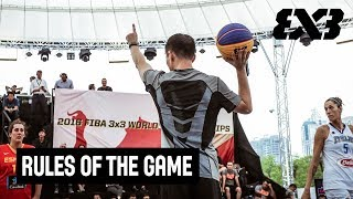 Check out the main rules of the 3x3 basketball game (2014 edition). We will answer all questions about the rules in the comments section below. More on: ...