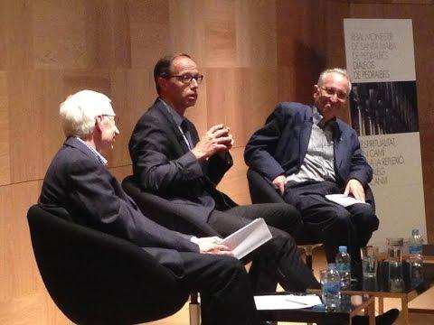 '¿Encara Déu?', amb Juan de Dios Martín Velasco i Andrés Torres Queiruga