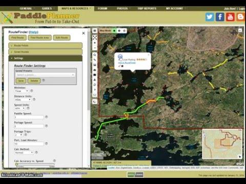 Bwca Fire Map.Bwca Quetico Map