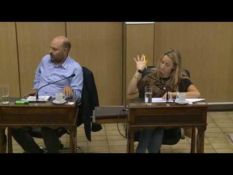 Sesion en el Concejo Deliberante