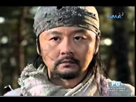 Chuno July 26 2012 P2 - Tagalog Dubbed (видео)