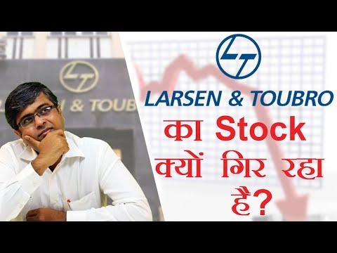 Larsen & Toubro (L&T) - Why Stock is falling? | L&T Stock Analysis
