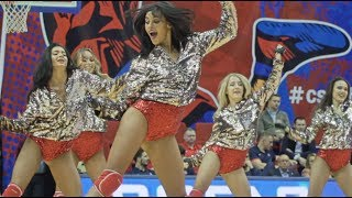 Hightlits of the match VTB United league: CSKA — «Astana»
