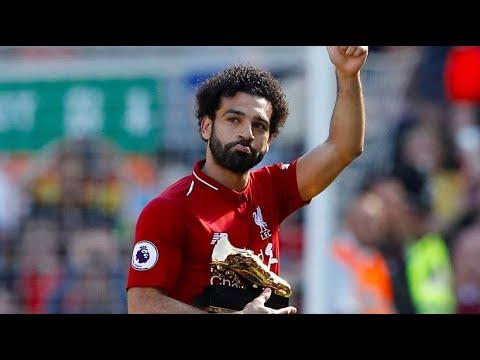 Torjäger beim FC Liverpool: Mo Salah stellt einen neuen Rekord auf