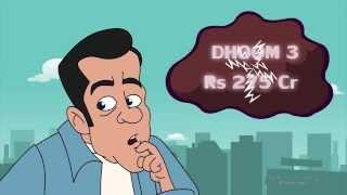 Jai Ho vs Dhoom 3