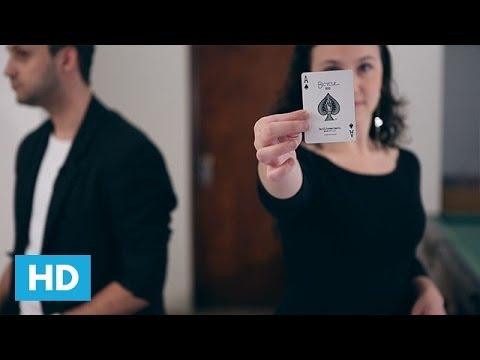 Como fazer Mágicas Grátis - Como fazer a Mágica da Carta Invertida
