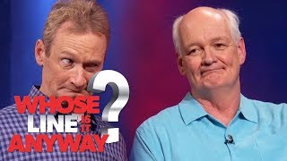 Video Ryan And Colin - The Dynamic Duo - Whose Line Is It Anyway? MP3, 3GP, MP4, WEBM, AVI, FLV Oktober 2018