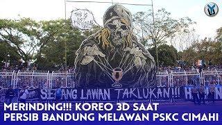 Video MERINDING!!! KOREO 3D SAAT PERSIB BANDUNG MELAWAN PSKC CIMAHI MP3, 3GP, MP4, WEBM, AVI, FLV Agustus 2018
