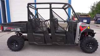 5. 2019 Polaris Ranger Crew XP 900 EPS