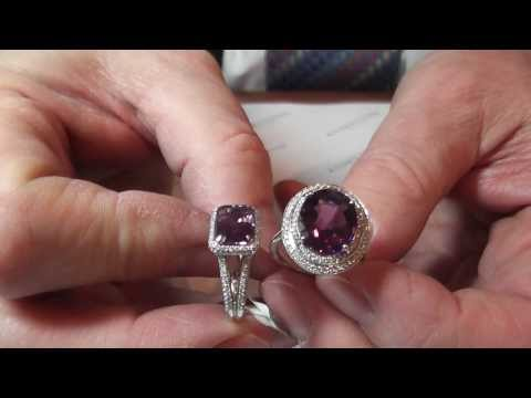 Bob's Blog: Amethyst Jewellery (The February Birth Stone)