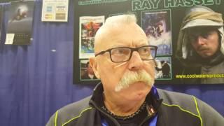 Exclusive interview with actor Ray Hassett