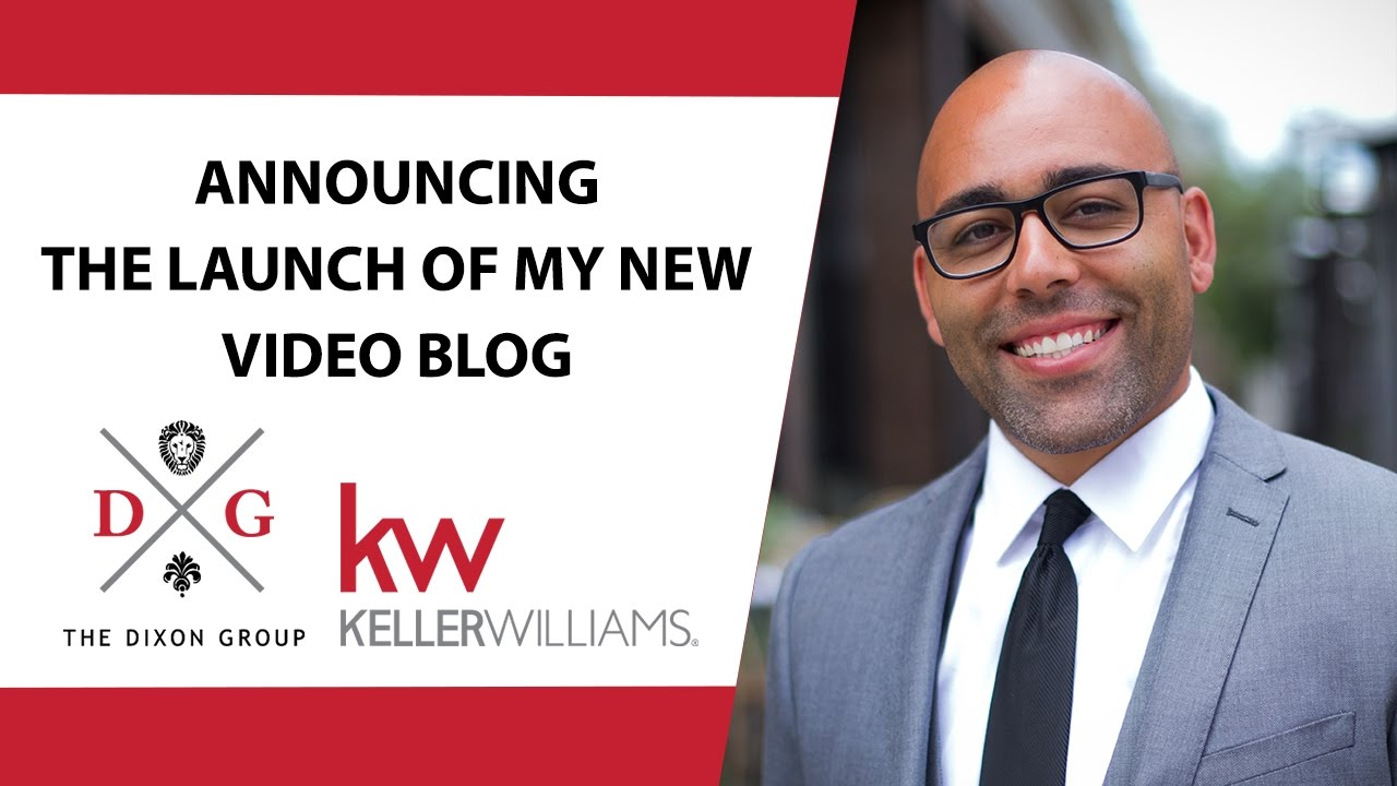Announcing the Launch of My New Video Blog