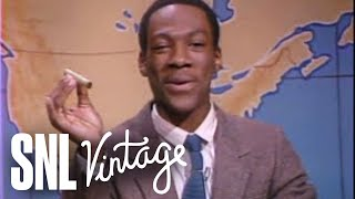 "Eddie Murphy comments on the mandatory draft sign-up for young American men, pointing out that if he's drafted ""Saturday Night Live"" will be short its token black performer, so they should draft Garrett Morris instead. [Season 6, 1981]Weekend Update Summer Edition, Thursday, August 10, live, at 9/8c on NBC. Get more SNL: http://www.nbc.com/saturday-night-liveFull Episodes: http://www.nbc.com/saturday-night-liv...Like SNL: https://www.facebook.com/snlFollow SNL: https://twitter.com/nbcsnlSNL Tumblr: http://nbcsnl.tumblr.com/SNL Instagram: http://instagram.com/nbcsnl SNL Pinterest: http://www.pinterest.com/nbcsnl/"