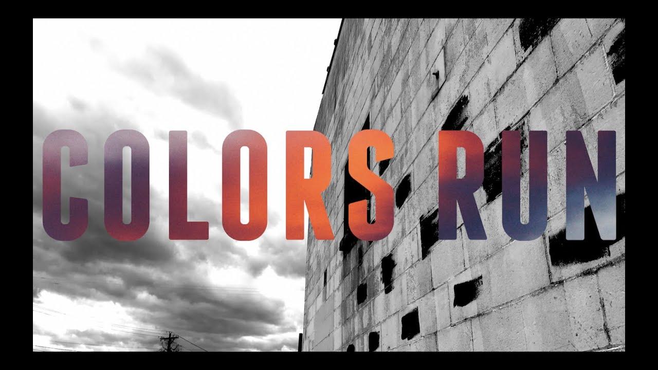 Colors Run (Official Lyric Video)