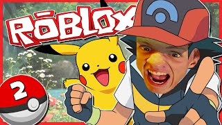 Roblox Pokemon Tycoon [2] - I HAVE ALL THE POKEMON!? (Not As Good As Pokemon GO!?)