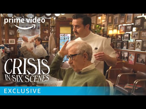 Crisis in Six Scenes - Teaser | Prime Video