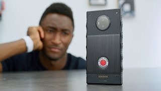 Video RED Hydrogen One Review: I Wanted this to be Great! MP3, 3GP, MP4, WEBM, AVI, FLV November 2018