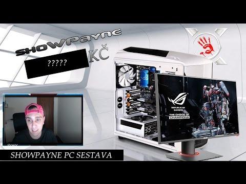 PC sestava na streamy (100k+ ?)+soutěž