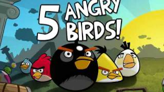 Play Angry Birds YouTube video