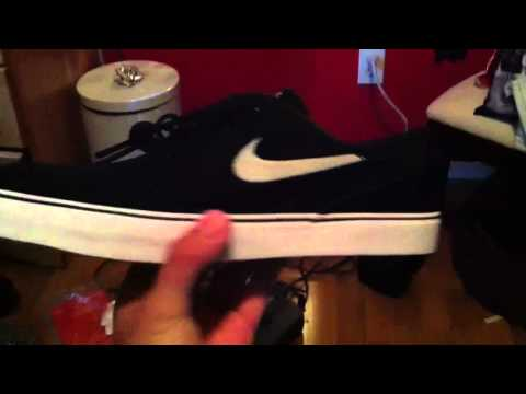 nike sb bonsai - Filmed with the iPhone 4, ordered Nike SB Janoski's from skate warehouse. Hope you enjoy.