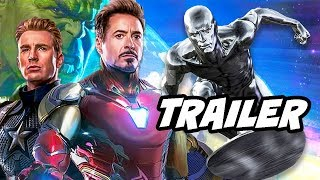 Video Avengers Endgame Trailer - Alternate Scenes Easter Eggs and X-Men Deal Breakdown MP3, 3GP, MP4, WEBM, AVI, FLV Maret 2019
