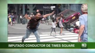 Conductor de la embestida masiva en nueva york, asegura que