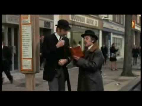 Monty Python: The Dirty Hungarian Phrasebook Sketch