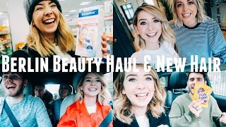 Video BERLIN BEAUTY HAUL & NEW HAIR MP3, 3GP, MP4, WEBM, AVI, FLV September 2018