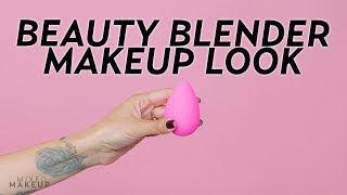 An Entire Makeup Look With a Beauty Blender! | Beauty Bytes