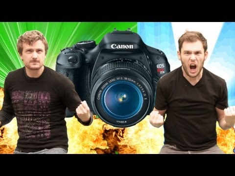 corridordigital - Corridor Digital vs Canon T3i - Tech Assassin: MP7 & G36 CLICK HERE to Subscribe: http://www.youtube.com/subscription_center?add_user=RatedRR Facebook: http:...