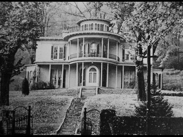 Hillforest  Mansion,  Aurora,  Indiana