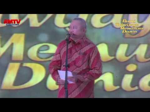 Alex Noerdin Bertekad Kembalikan Kejayaan Bumi Sriwijaya