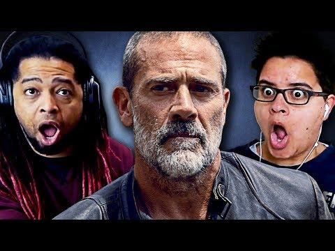 "Fans React To The Walking Dead Season 9 Episode 9: ""Adaptation"""