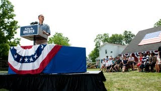 Maumee (OH) United States  City new picture : President Obama Kicks Off the