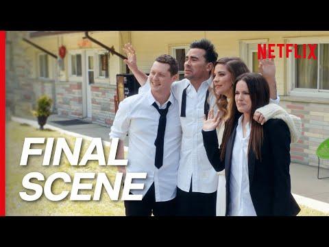 Goodbye Schitt's Creek | The Finale Scene (Season 6) | Netflix