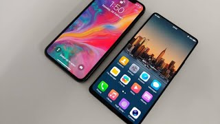 Vivo Apex Hands On: The Most Bezel-less Phone Yet