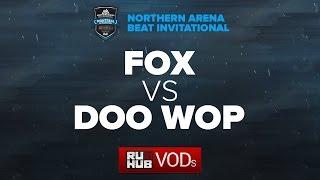Fox vs Doo Wop, game 2